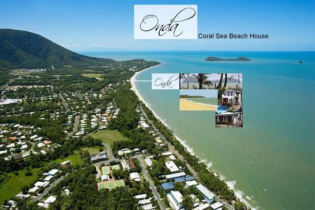 Onda: Coral Sea Beach House | Cairns Beaches, QLD | Accommodation