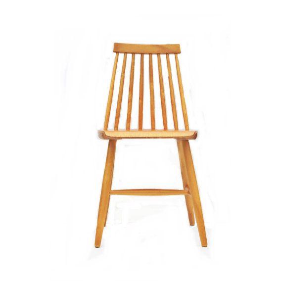 Dänischer  Stuhl von zeitlooos auf Etsy
