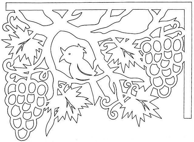 журнал киригами - Киригами - Поделки из бумаги - Каталог статей - МастерОК