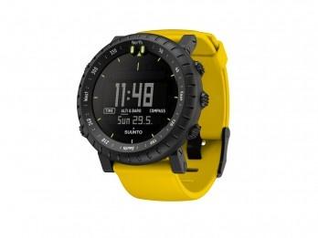 Mit der Core von Suunto hat man eigentlich alles dabei, was man braucht: Kompass, Höhenmesser, Barometer und ein Thermometer.