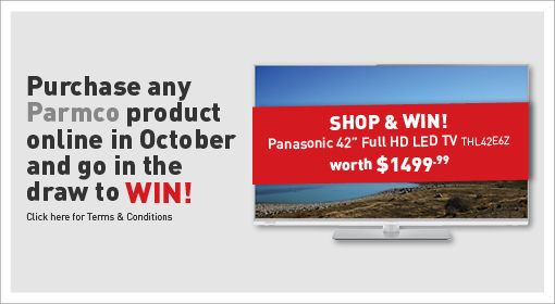 Just keep on purchasing Parmco Product from Betta Electrical Online and you stand chance to win in lucky draw