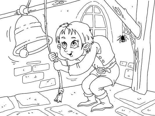 Coloring Page Halloween : 16 best free halloween coloring pages images on pinterest