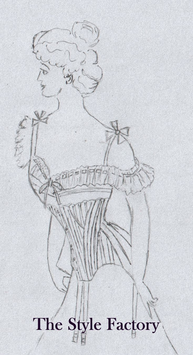 History of the corselette - corselette one of oldest and most well-known elements of the women's underwear. // thestylefactory.pl //