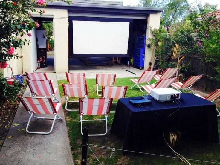 Unique party ideas - Melbourne's Mobile Backyard Movie nights, Cinema, Melbourne, VIC, 3000 - TrueLocal