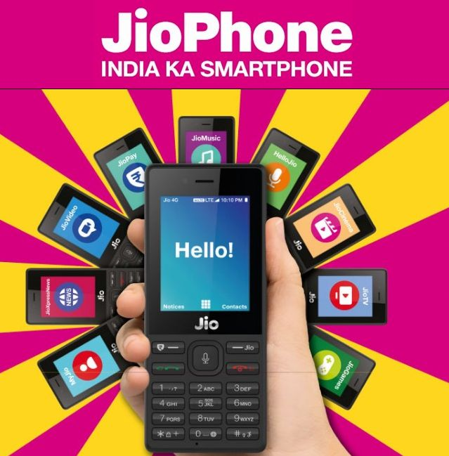 How to book #JioPhone Online And Offline?   Open #App And Tap On #Prebook  Provide Your Phone Number & Pincode  You Will Get a Booking ID