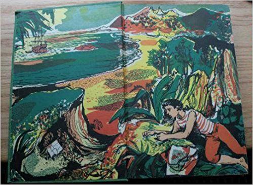 Treasure Island drawings by John Minton