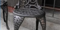 How to Refinish Wrought Iron Patio Furniture | eHow.com