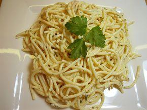 Weltbester Spaghettisalat (Rezept mit Bild) von Bloupi | Chefkoch.de