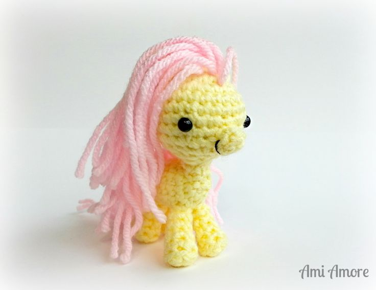 Amigurumi Mini Pony : 1000+ images about Too cute! on Pinterest Owl crochet ...