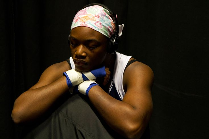 From Beyonce to Echosmith, a Spotify playlist of the songs that help Claressa Shields, star of the new film T-Rex, train to become an Olympic champion.