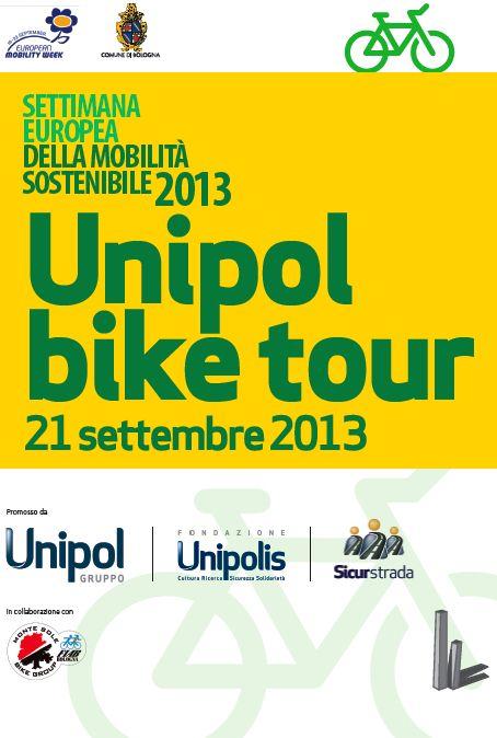 21 settembre Unipol bike tour ore 16 Piazza Maggiore  http://www.montesolebikegroup.it/php5/iniziativa.php?idiniz=648