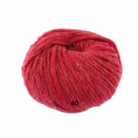 Super soft and chunky Merino, Alpaca, acrylic blend yarn. Blend: 50% merino wool, 40% acrylic, 10% alpaca Weight: 50g 1.7oz Length: 80m 88 yds Needle Size: 6 -