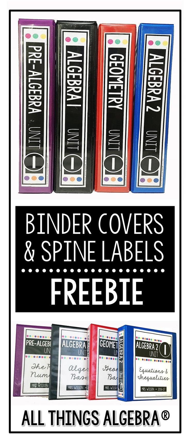 Best 25 Binder spine labels ideas on Pinterest  Classroom labels Binder labels and Classroom