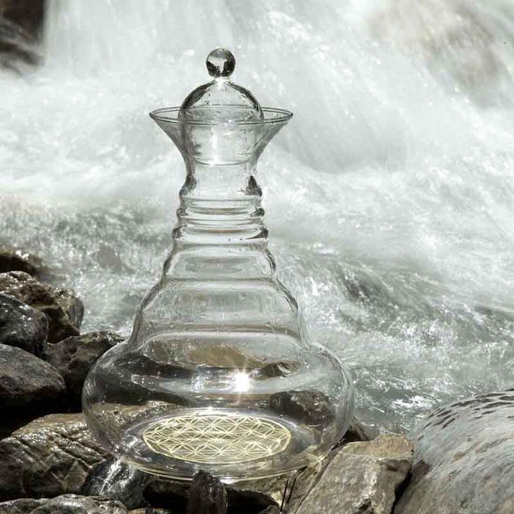 """Jak funguje voda v našich buňkách a jak tuto """"živou vodu"""" využívat pro své zdraví"""