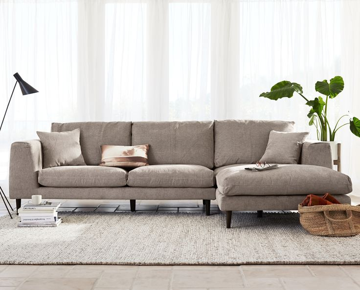 The 25 Best Chaise Sofa Ideas On Pinterest Lounge Grey