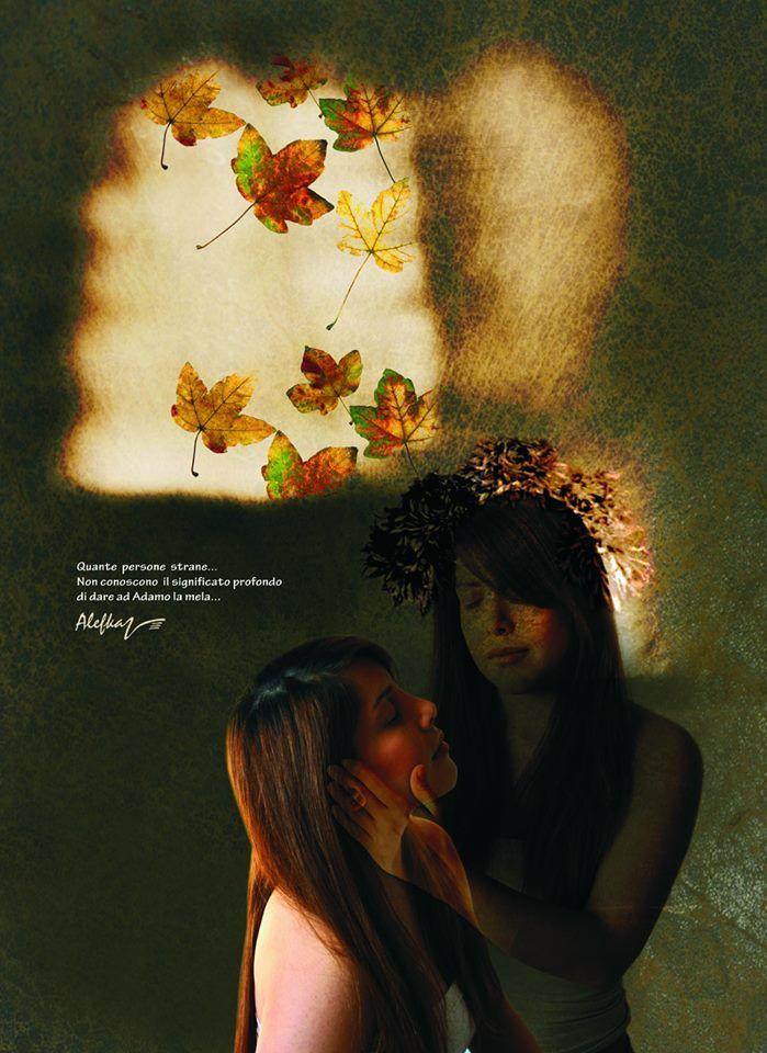 در برم می کشد رخت آغوشش تنم می کشد در هوایش می تپم هر بار باز معشوق پاییز شده ام انگار الف.کا پاییز 91 I'm beloved of autumn