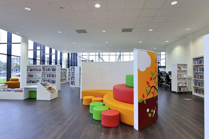 Menor | Demco Interiors - Inspiring Library Design
