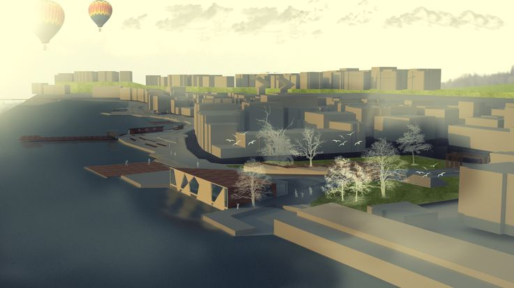 Değirmendere merkez Şehircilik ve uygulama tasarımı