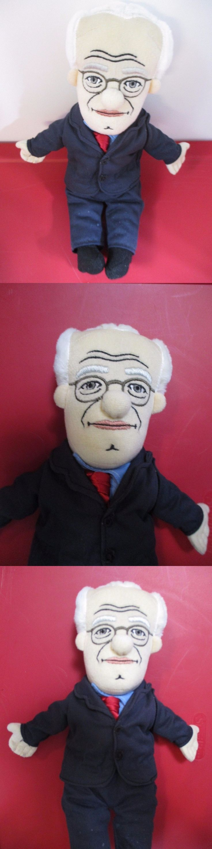 Bernie Sanders: 2016 Democratic Candidate Bernie Sanders Stuffed Plush Cloth Doll ? BUY IT NOW ONLY: $35.95
