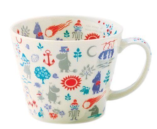 Moomin Valley Soup Mug