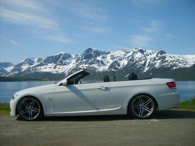 2008 E93 BMW 320i