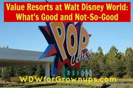 Considering staying at a Walt Disney World Value Resort?  Then you'll want to read this article.