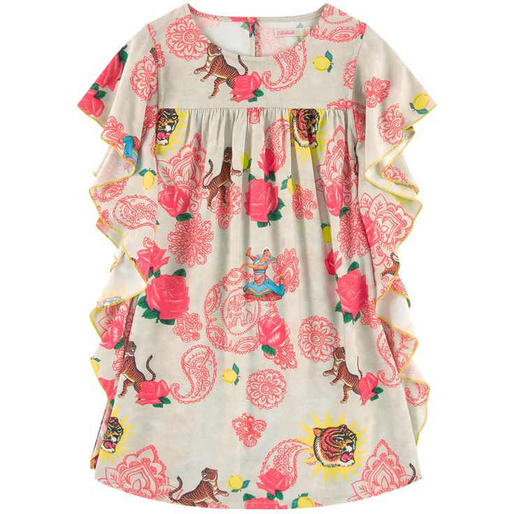 Billieblush - Printed dress