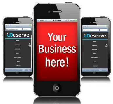 Make your site responsive... http://www.udeserve.in/contact-us