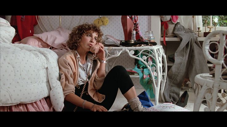 Ferris Bueller's Day Off. Jennifer Grey as Jeanie Bueller ...