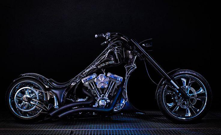 MS Artrix 'Black Demon' - http://msartrix.com/bike-gallery/special/blackdemon