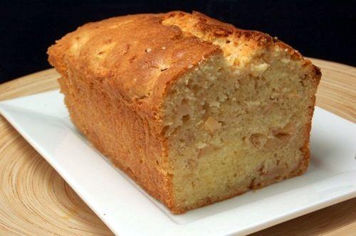Hier dan een recept van een appel-bananencake, erg leuk om een keertje te maken. Veel succes met het koken / bakken. http://bit.ly/1vXLCtt