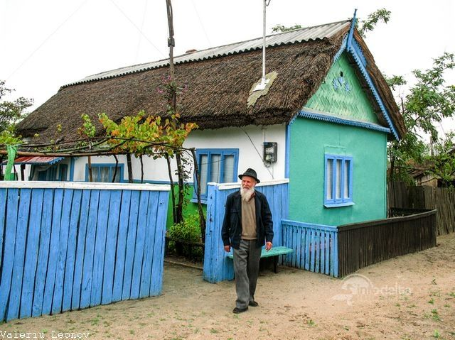 Periprava - Poza din Delta Dunarii