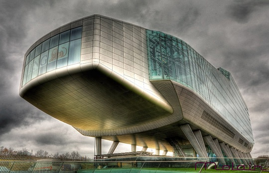 ING House Amsterdam (hdr) by Molair1