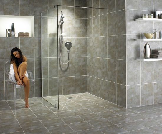 24 best wet rooms images on pinterest bathroom ideas for Wet floor bathroom designs