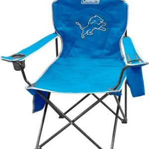 Detroit Lions XL Folding Tailgate Chair