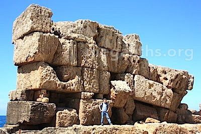 The Megalithic Wall of Arwad built by an Ancient civilization of Giants 2c0938152356c063b93f348fc1925d4b--syria-ancient-mysteries