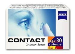 Soczewki Contact Day30 Colours - 1 kolor 2szt.