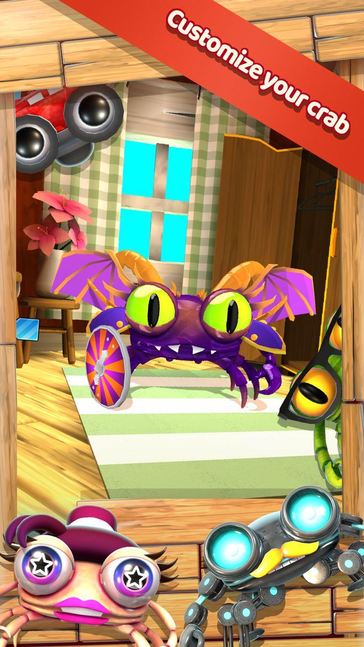 Mr. Crab 2 ActionArcadeappsios Ios apps, Game design