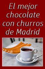 De paseo por Madrid: Churrerías en Madrid