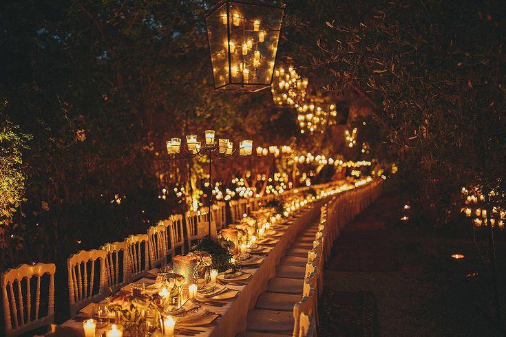 wedding dinner jane tasman Marrakech