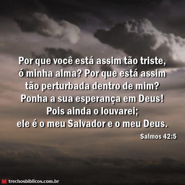Salmo 42:5 amém