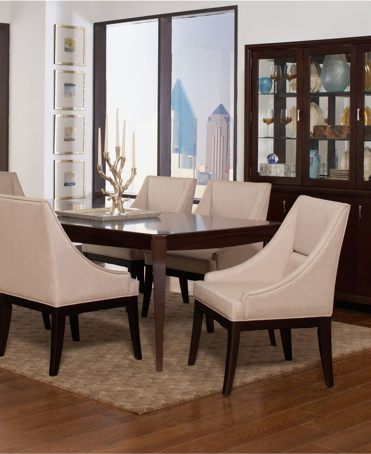 Delightful $250 Chairs Terrace Dining Room Furniture Collection   Dining Room Furniture    Furniture   Macyu0027s