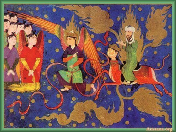 Miraj – Spiritual or Corporeal By Mumtaz Ali Tajddin S. Ali Editor's Note: Miraj is observed on 27 Rajab. Please follow link for Calendar Converter in the horizontal menu above under Mu…