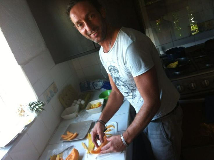 #paraisoguesthouse chef at work!