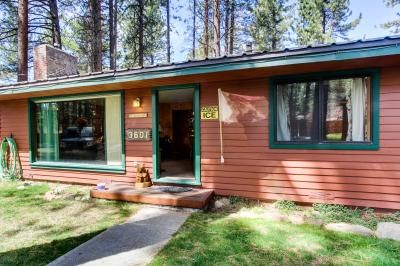 This warm and cozy South Lake Tahoe cabin rental is the perfect retreat for a family getaway! The largest cabin in the wonderfully rustic Spruce Grove community, this spacious two-bedroom retreat has everything you need to feel right at home during your stay. Read reviews from real guests.