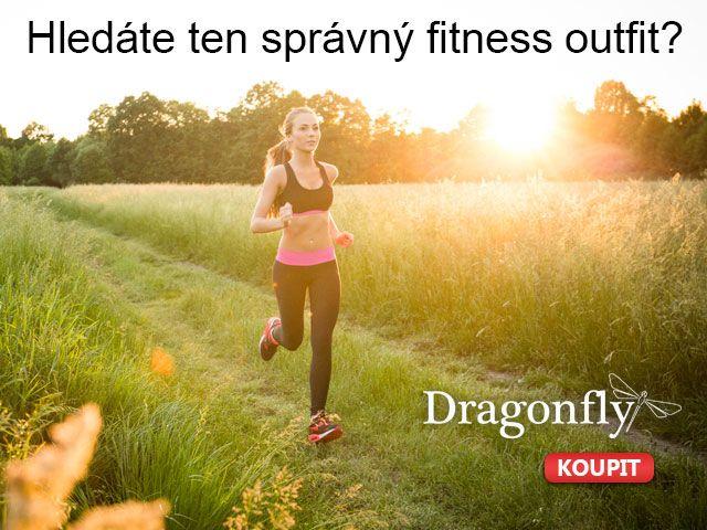 Dragonfly - Ten správný fitness outfit.