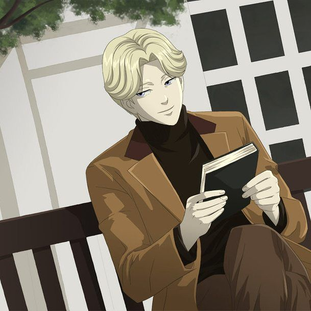 Anime : Monster   Character : Johan Liebert The main antagonist who possesses an…