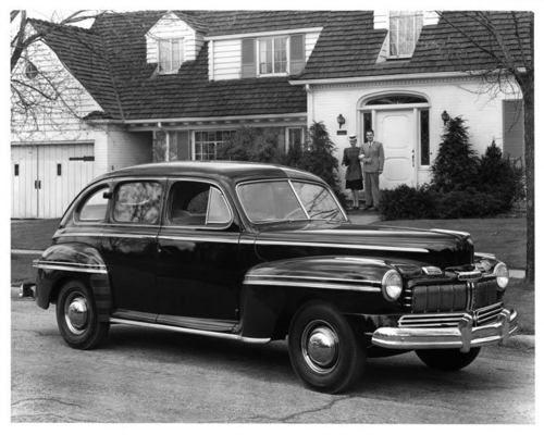 1946 mercury 4 door sedan motor vehicles pinterest