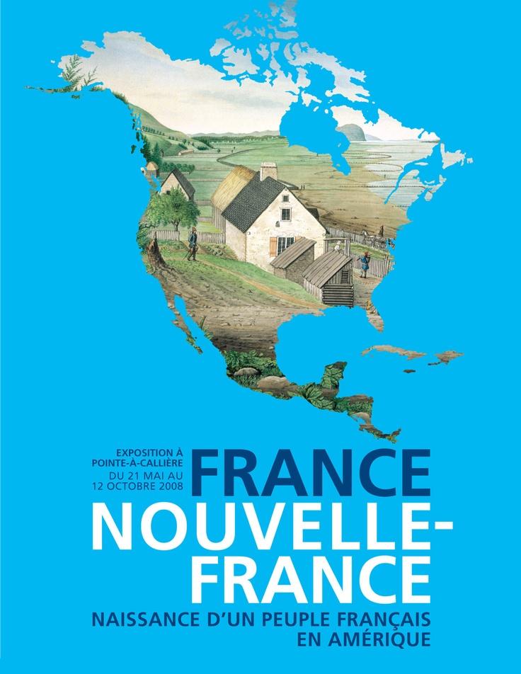 France, Nouvelle-France. Naissance d'un peuple français en Amérique, 2008