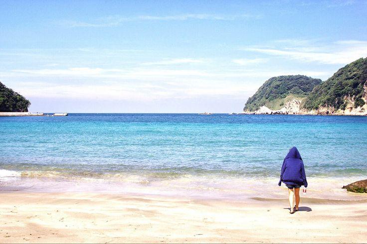 Beach  Shizuoka,Japan